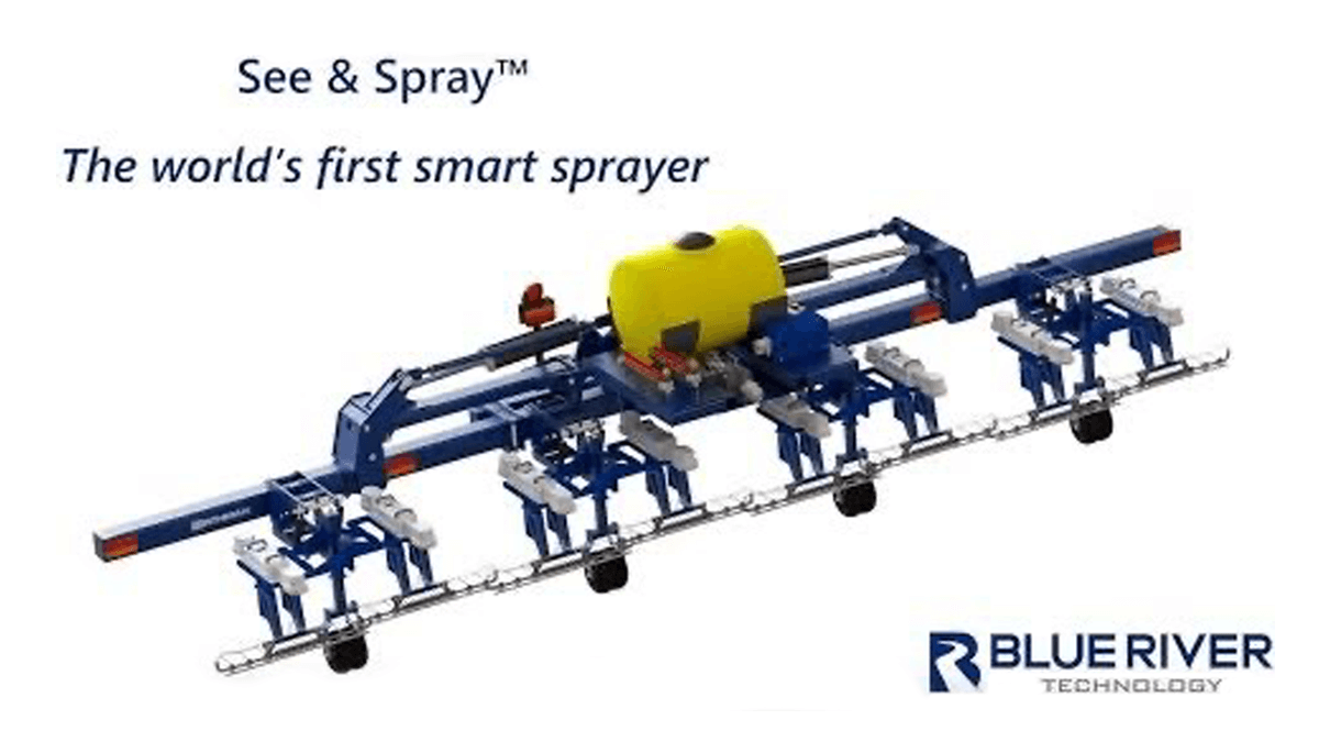 Smart Sprayer