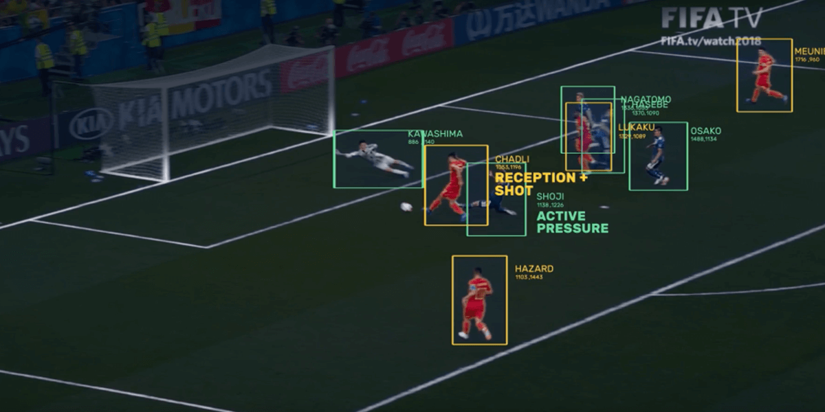 AI in sports media