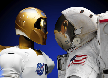 AI for space exploration